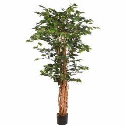 Arbol artificial ficus tronco lianas 190