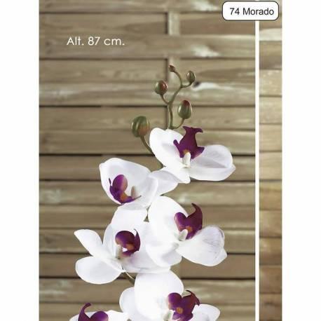 Flor Phalaenopsis artificial 087