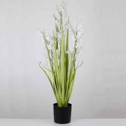 Planta hierbas artificiales muguet