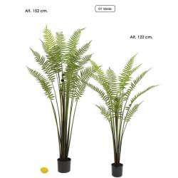 Planta artificial helecho golden
