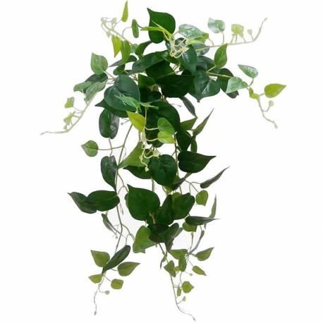 Planta artificial colgante pothos 080