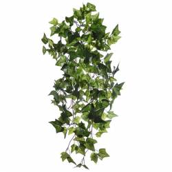 Planta artificial que penja xicoteta heura