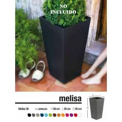 Test decoratiu exterior Melisa