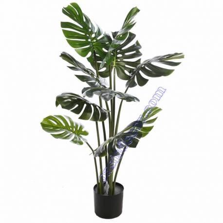 Planta monstera artificial 115