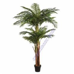 Palmera artificial dos troncs 180