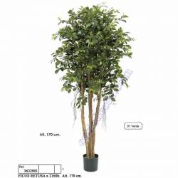 Arbre ficus artificial retusa 170
