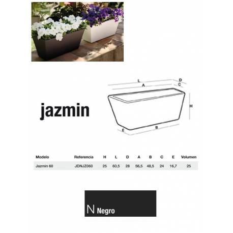 Jardinera decorativa exterior Jazmin