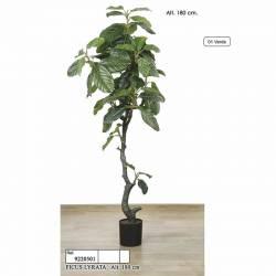Planta artificial ficus lyrata 180