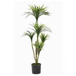 Planta iuca artificial de plastic 145