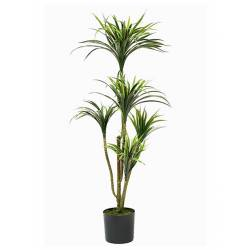 Planta yuca artificial de plastico 145
