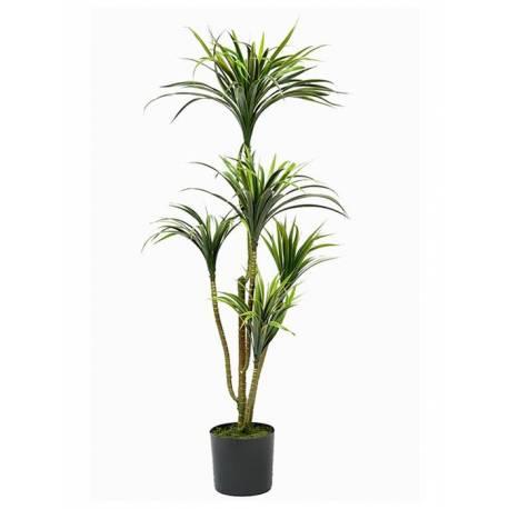 Plantas artificiales planta yuca artificial de plastico - Plantas de plastico ikea ...