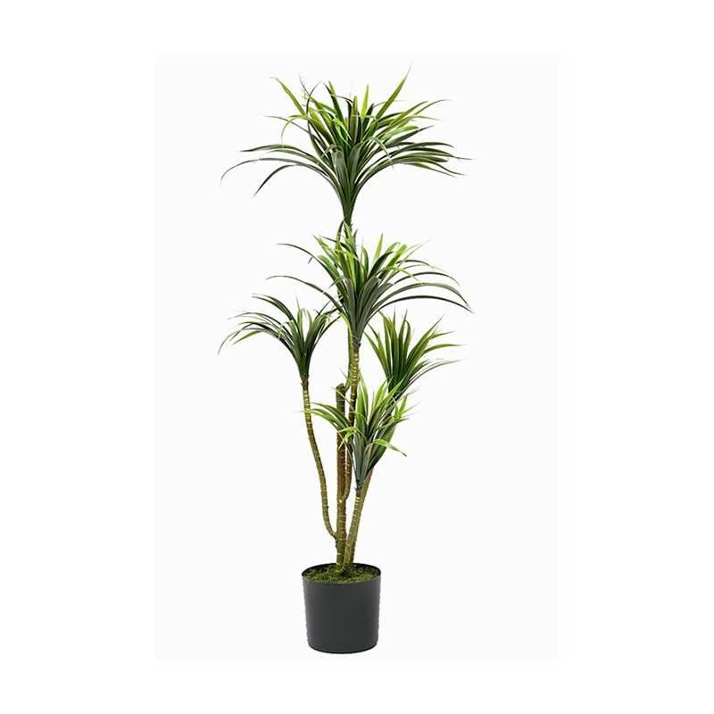 Plantas artificiales planta yuca artificial de plastico for Plantas decorativas de plastico