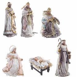 Nacimiento Navidad grande con Reyes Magos