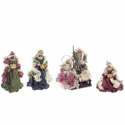 Naixement de Nadal amb Reis Mags color