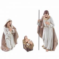 Figuras de Nacimiento de Navidad poliresina