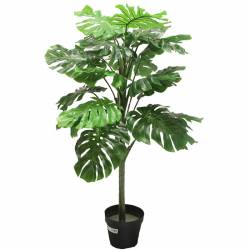 Planta monstera artificial 090