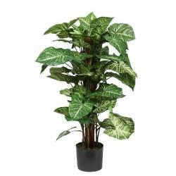 Planta artificial singonio con tutor 092