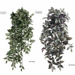 Planta tradescantia artificial