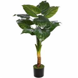 Planta artificial taro amb test