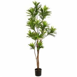 Planta artificial Dracena amb test 160
