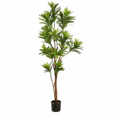 Planta artificial Dracena con maceta 160