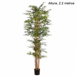 Bambu artificial grande 220