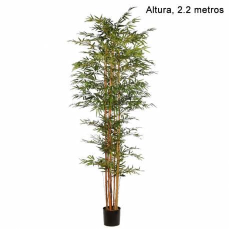 Bambu artificial grande 220