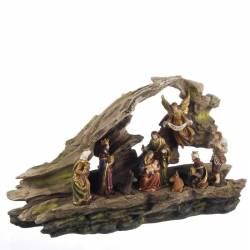 Cueva Nacimiento de Navidad con Reyes Magos
