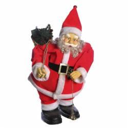 Muñeco Papa Noel grande