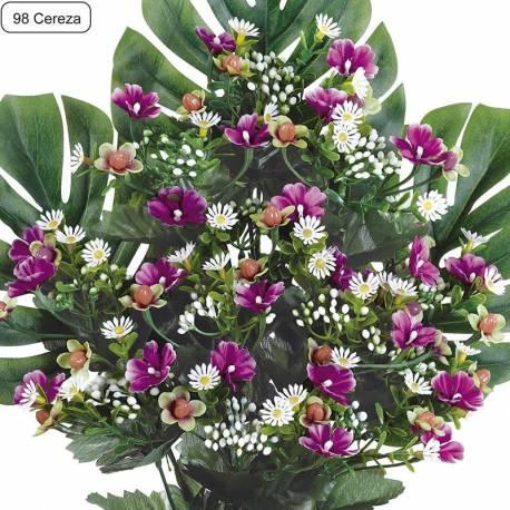 Ram artificial cementeri flor silvestre mini