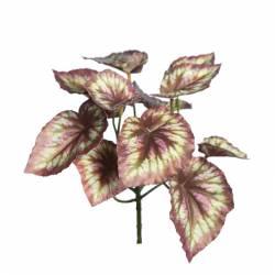 Pequeña planta artificial coleo