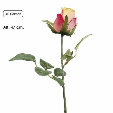 Capullo de rosa artificial