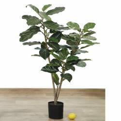 Ficus lyrata artificial 115