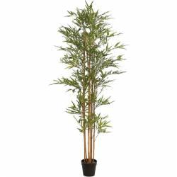 Arbol bambu artificial con maceta 190