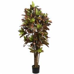 Croton artificial con maceta 150