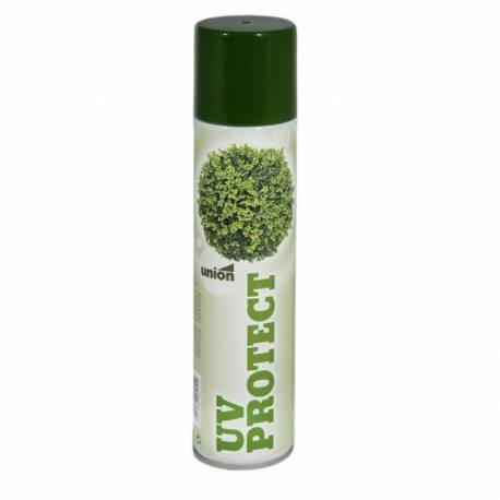 Spray protector plantas artificiales rayos UV