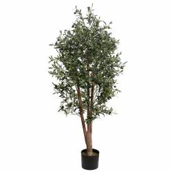 Olivo artificial con aceitunas 150