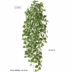 Planta hedra artificial de plastic