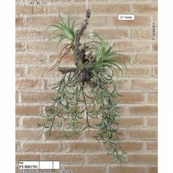 Planta tillandsia artificial 040