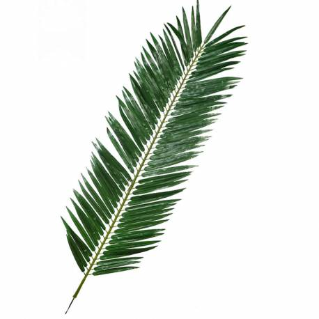 Hoja de palmera artificial 150