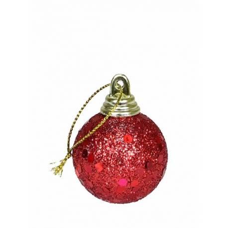 Blister 6 bolas de navidad grandes oasis decor - Bolas navidad gigantes ...