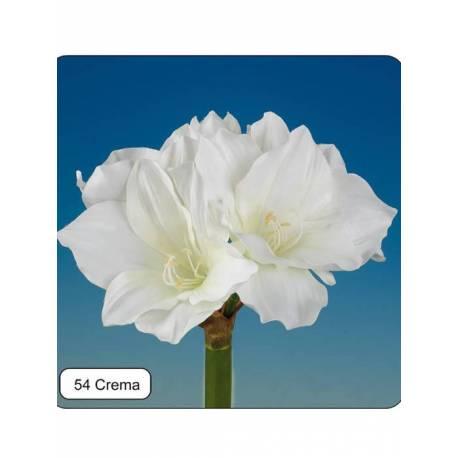 Amaryllis artificial 4 flors