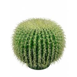 Bola cactus barrel artificial gran