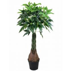 Planta artificial pachira aquatica