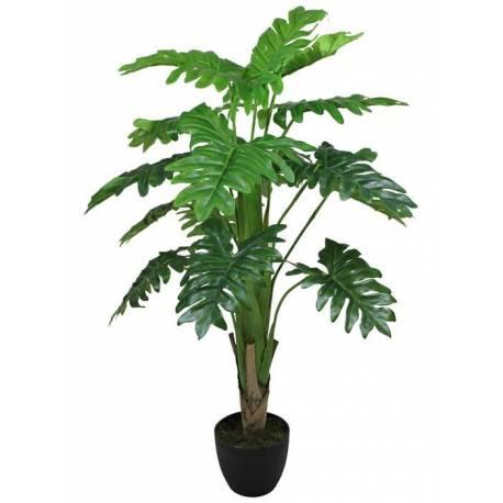 Planta artificial philodendro xanadu