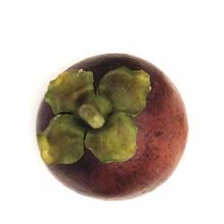 Fruta mangostan artificial