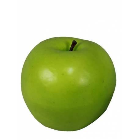 Poma artificial de plastic gran