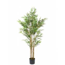 Arbol bambu artificial cañas naturales 150