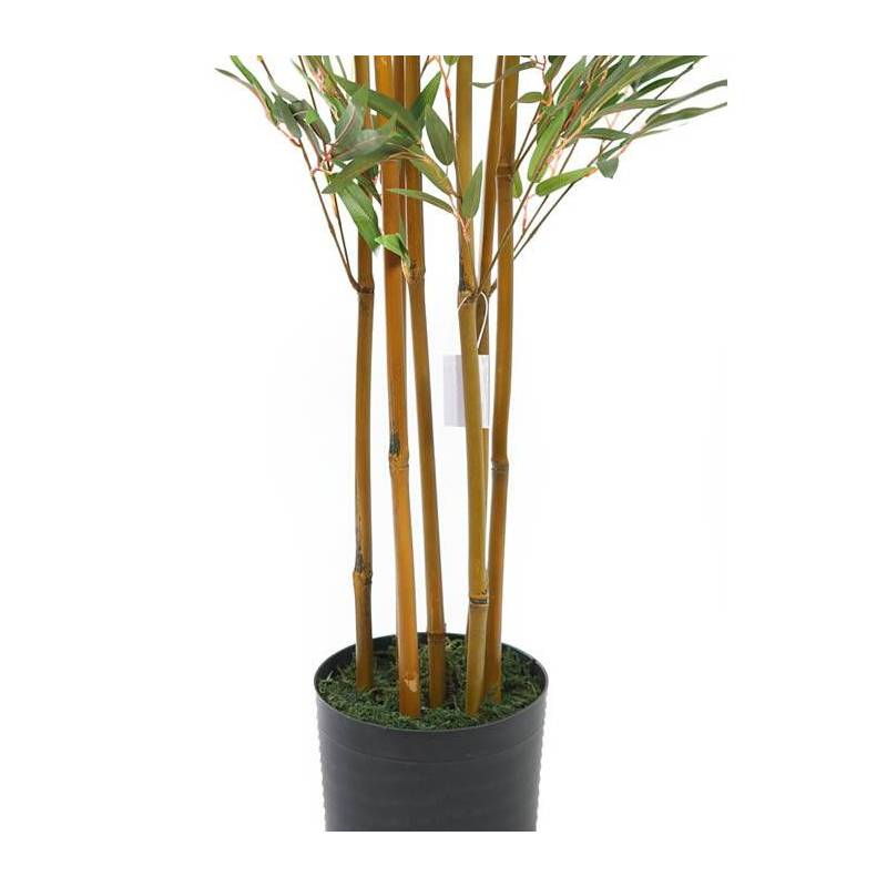 Venta arboles bambu artificiales ca as naturales 150 oasis - Jardineras con bambu ...