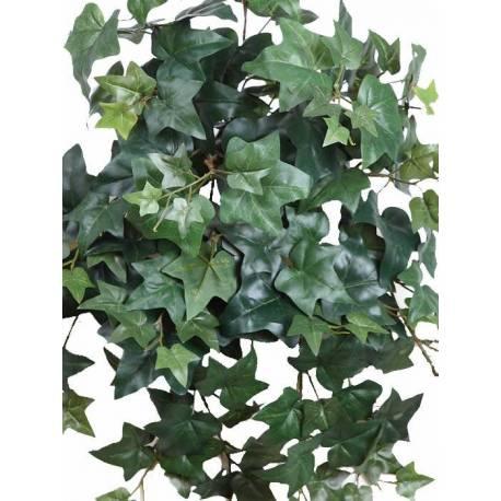 Planta artificial hiedra colgante
